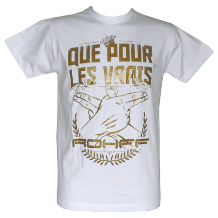 t-shirt rohff | La Boutique Officielle.com